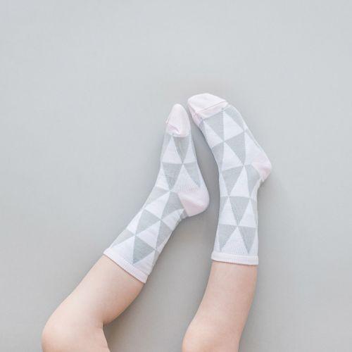 Dětské ponožky Trojúhelníky