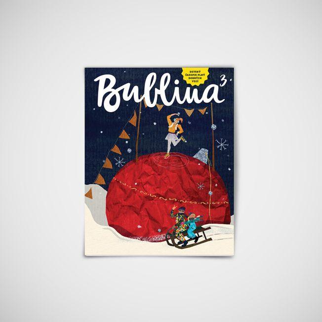 Dětský časopis Bublina 3